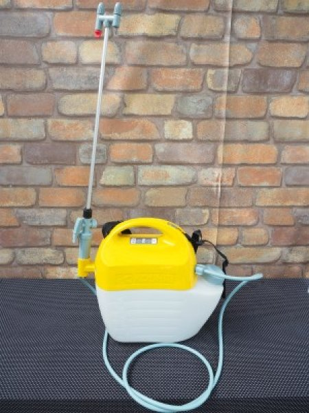画像1: 【工進】 乾電池式噴霧器 ガーデンマスター 5ℓ (1)