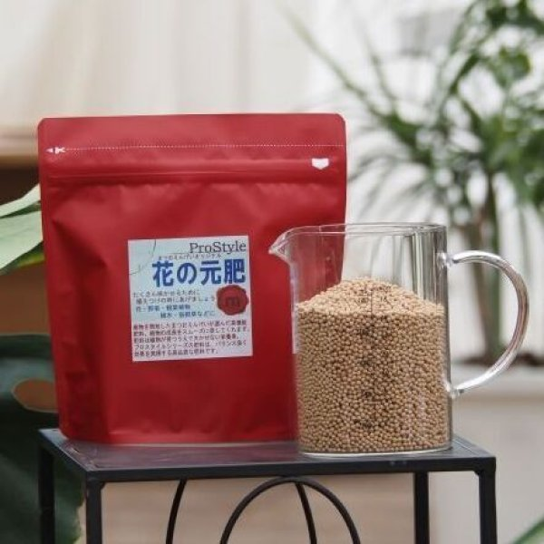 画像1: プロスタイル肥料 【草花・野菜向き 元肥】 450g (1)