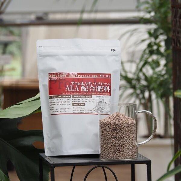 画像1: プロスタイルALA配合肥料 【植え替えの元肥に最適】1kg (1)