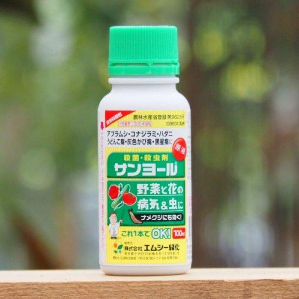 画像1: 【天然由来成分で安心!】サンヨール乳剤 (1)